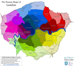 Map_HumanShapeOfLondon