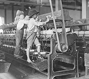 victorian child labour