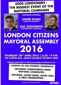 London mayoral assembly
