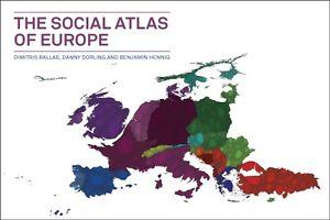 Social atlas of europe
